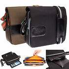 Black Vert Ultimate Addons Reporter épaule sac pour Acer Iconia W3 Tablette