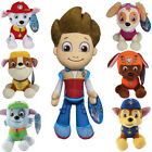 Cute PAW PATROL Cartoon Figures Stuffed Plush Soft Doll Kids Children Baby Toy