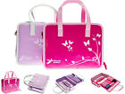 Girls Handbag Kids Case Hand Bag fits LeapFrog LeapPad 1 & 2 Tablet Toy Device