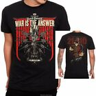 Five Finger Death Punch Shock and Raw Tour metal rock T-Shirt M (only)  NWT