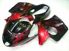 Injection Molding Fairing Set Honda Blackbird CBR1100XX 96-07 Tank pad H13-G