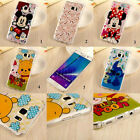 Mickey Disney TPU Soft Back Case Cover For Samsung Galaxy Note 5 & S7 & S7 Edge