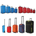 Big Extra Lightweight Luggage Value Travel Cabin Case Trolley Big Suitcase Sets