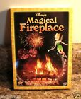 Disney's MAGICAL FIREPLACE: VIRTUAL CHRISTMAS HOLIDAY DVD NEW SEALED