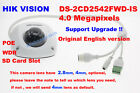 Hikvision English version DS-2CD2542FWD-IS 4MP IP camera CCTV security 2.8/4mm