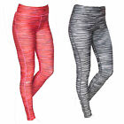 UNDER ARMOUR WOMENS HEATGEAR ARMOUR PRINTED LEGGINGS -NEW LADIES THERMAL BOTTOMS