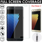 Screen Protector Full Cover skins case Protective For Samsung Galaxy S7 Edge+/S8