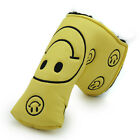 Smile Golf Putter Cover Headcovers For Titleist Ping Callaway Taylormade Blade