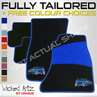 Ford Focus Car Mats RS 2005 - 2011 Fully Tailored + CUSTOMISE FREE