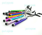 10Pcs Metal Stylus Screen Touch Pen For iPhone IPad Tablet PC Samsung HTC-Random