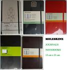 MOLESKINE NOTEBOOK JOURNAL REGULAR 13cm x 21cm DESK