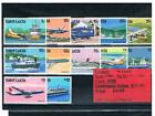 GB Commonwealth Stamps  - St Lucia & Caribbean