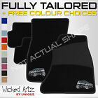 Ford Fiesta MK7 ZETEC S (2008 - 2011) Car Mats Fully Tailored + CUSTOMISE FREE