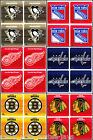 Ice Hockey Stickers - NHL Stickers - Assorted Teams - Sports Stickers $2.29 USD on eBay