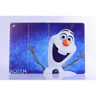 Kids Cute Cartoon Frozen PU Leather Stand Case Cover For Apple iPad Air2/6 Mini4