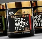 Optimum Nutrition ON GOLD STANDARD PRE WORKOUT 30 Servings CHOOSE A FLAVOR