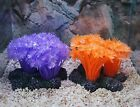 CC375 AQUARIUM FISH TANK MARINE REEF FLOWER CORAL CORALS ORNAMENT SOFT DECOR