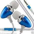 Stereo Sound In Ear Hands Free Headset Head Phones+Mic?Samsung Galaxy Xcover 3