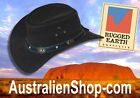 "Australien Lederhut "" RENO "" - Made by Rugged Earth Australia -  Australien Shop"