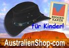 "Kinder Lederhut "" RENO KIDS "" - Rugged Earth Australia -  Australien Shop"