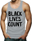 Black Lives Count - Africa, Black Power, Pride, Roots Men's Tank Top T-shirt