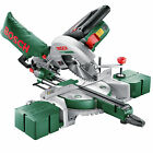 Bosch PCM 8 S Sliding Compound Mitre Saw with Laser Guide 216mm Blade 1200w 240v
