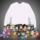 New League of Legends T Shirt Costume Gaming Otaku Long Sleeve T shirt Hot Sale