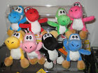 Yoshi Plush / Super Mario Brothers Stuffed Plush Yoshi Toy Doll    Select Color