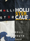 Wholesale Lot of 4 NEW NWT HOLLISTER HCO MENS MUSCLE FIT TEE T-Shirt XLarge XL