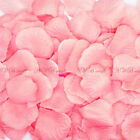 Silk Rose Petals - Wedding Birthday Celebration Decoration Confetti - UK Seller