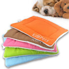 Small Medium Large Dog Cat Pet Crate Kennel Warm Bed Mat Padding House Cozy