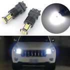 2x HID White 24-SMD LED for 2011-2013 Jeep Grand Cherokee Daytime Running Lights