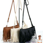 Fashion Women Handbag Shoulder Bags Tassel Crossbody Messenger Lady Satchel Bag