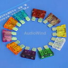 3~40Amp / 32V Car Vehicle Auto Medium Blade ATO Fuse, 10 Values Selectable.