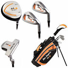 BEN SAYERS JUNIOR M1i GOLF PACKAGE SET -KIDS STAND BAG NEW CLUBS CHILDRENS CARRY