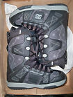 NEW DC Phase mens snowboard boots, size 8 (black or brown color available)