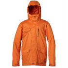 NEW Quiksilver Raft Mens Jacket Insulated Jacket MSRP:$160
