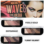 W7 Making Waves Eyeshadow Palette 5 Colours Make Up Eye Shadow Palette