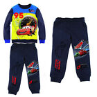 Toddler Baby Boy Kids Autumn Sweatshirt Tops+Pants Outfits Tracksuit Sets 2-7Y