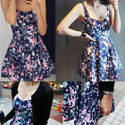 Women Fashion Sexy  Casual Evening Cocktail Party Mini Dress Summer Dress NEW