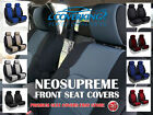 Coverking Neosupreme Custom Fit Front Seat Covers for Dodge Challenger