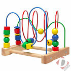 IKEA MULA Wooden Roller Coaster Beads Traditional Toddler Activity Toy 18 Months