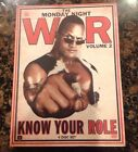 WWE: Monday Night War, Vol. 2 - Know Your Role (DVD, 2015, 4-Disc)NEW-AUTHENTIC
