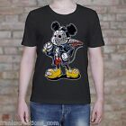 Micky Maniac Shirt. Mouse mask knife blood funny mens T Shirt Gift