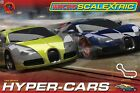 New! Micro Scalextric 1 64 Race Sets Full Range Simpsons - Hyper Cars - Turbo GT