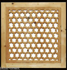 orient Holz Fenster Gitter Ziergitter islamic wooden Screen mashrabiya panel new