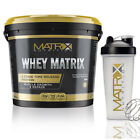 MATRIX WHEY - 100% PROTEIN POWDER - SHAKE - ANABOLIC MUSCLE GROWTH 5KG &amp; 2.25KG <br/> ## FREE SHAKER WITH 5KG! ##