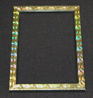 Color Choice Solid Wood 2-Tone Marbled 5x7 Picture Frame Frames Crafting