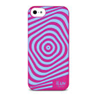 Aurora Illusion Glow in the Dark Silicone Protection Case by iLuv for iPhone 5c