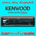 KENWOOD KDC-X5200BT CD MP3 BLUETOOTH USB IPHONE ANDROID CAR VAN HEADUNIT STEREO